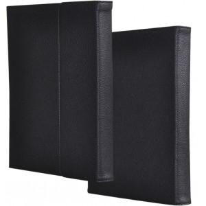 Чехол книжка подставка с рамочной защитой экрана для Lenovo Miix 320 Черный