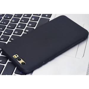 Силиконовый матовый непрозрачный чехол для Huawei Honor 9