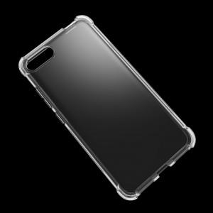 Силиконовый транспарентный дизайнерский фигурный чехол с усиленными углами для Asus ZenFone 4 Max