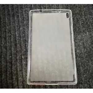 Силиконовый матовый полупрозрачный чехол для Lenovo Tab 4 10