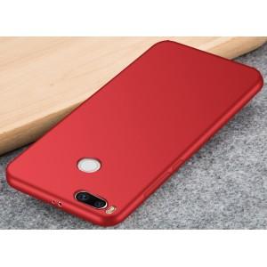 Силиконовый матовый непрозрачный чехол для Xiaomi Mi5X/Mi A1