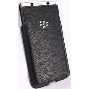 Кожаный мешок для BlackBerry KEYone