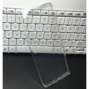 Силиконовый глянцевый транспарентный чехол для Samsung Galaxy Note 8