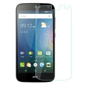 Ультратонкое износоустойчивое сколостойкое олеофобное защитное стекло-пленка для Acer Liquid Z530