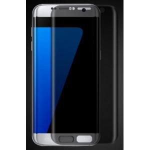 Антишпионская экстразащитная термопластичная саморегенерирующаяся уретановая пленка на плоскую и изогнутые поверхности экрана для Samsung Galaxy S7 Edge