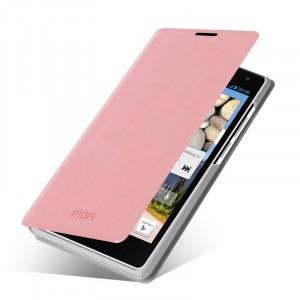 Винтажный чехол горизонтальная книжка подставка на силиконовой основе для Huawei Honor 6