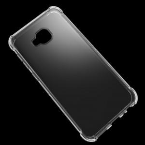 Силиконовый матовый транспарентный дизайнерский фигурный чехол с усиленными углами для ASUS ZenFone 4 Selfie Pro