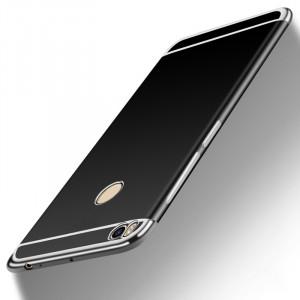 Силиконовый матовый непрозрачный дизайнерский чехол для Xiaomi Mi Max 2  Белый