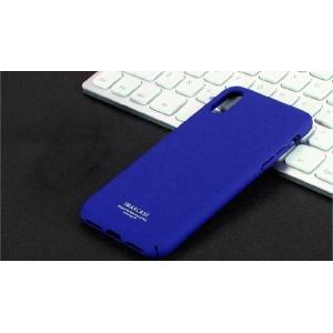 Пластиковый непрозрачный матовый чехол с повышенной шероховатостью для Iphone X 10/XS