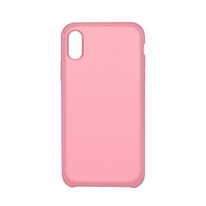 Чехол накладка для Iphone X 10/XS Розовый
