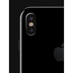 Защитное стекло-пленка на объектив камеры для Iphone X 10/XS