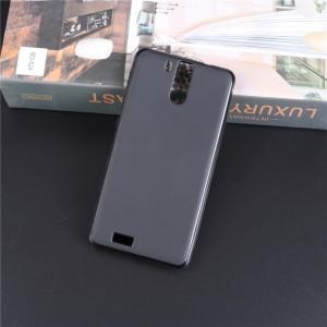 Силиконовый матовый непрозрачный чехол для Oukitel K6000 Pro