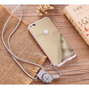 Силиконовый матовый непрозрачный чехол с улучшенной защитой элементов корпуса (заглушки) и текстурным покрытием Металлик для Huawei Honor 8 Lite