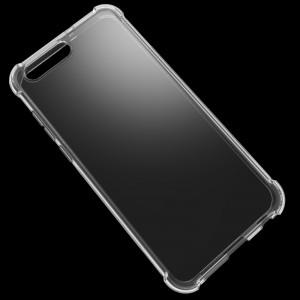 Силиконовый глянцевый полупрозрачный дизайнерский фигурный чехол с усиленными углами для ASUS ZenFone 4 ZE554KL