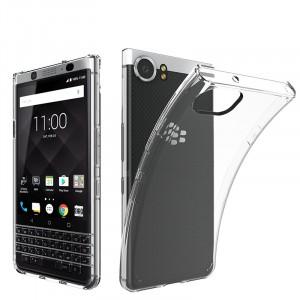 Силиконовый транспарентный чехол для BlackBerry KEYone