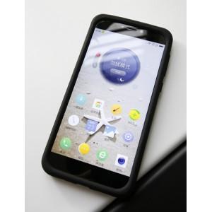 Силиконовый матовый непрозрачный премиум чехол с нескользящим софт-тач покрытием для Xiaomi Mi5X/Mi A1