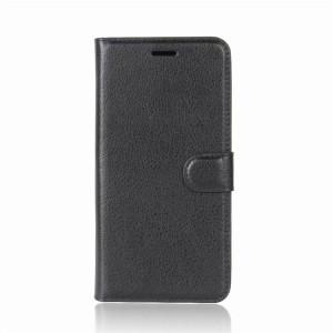 Чехол портмоне подставка на силиконовой основе с отсеком для карт на магнитной защелке для Xiaomi Mi5X/Mi A1