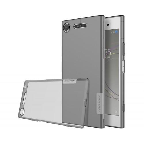 Чехол Sony Xperia XZ Premium BROSCO Silicone Transparent XZP-TPU-TRANSPARENT