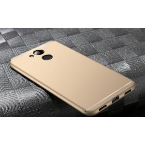 Силиконовый матовый непрозрачный чехол текстура Линии для Huawei Honor 6C Pro