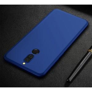 Силиконовый матовый непрозрачный чехол для Huawei Nova 2i