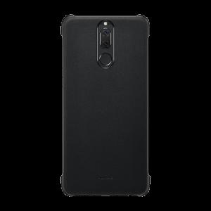 Оригинальный пластиковый полупрозрачный матовый чехол с усиленными углами для Huawei Nova 2i  Черный