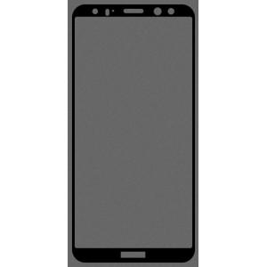 Полноэкранное ультратонкое износоустойчивое сколостойкое олеофобное защитное стекло-пленка для Huawei Nova 2i Черный