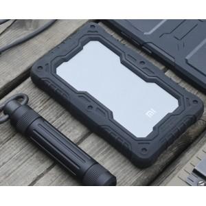 Противоударный силиконовый чехол с прямым доступом к портам для портативного зарядного устройства Xiaomi 10000mAh