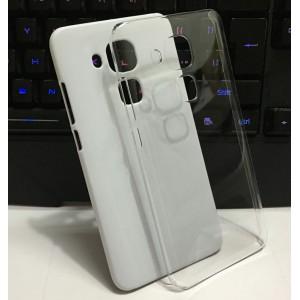 Пластиковый транспарентный чехол для Huawei Nova Plus