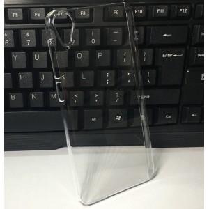 Пластиковый транспарентный чехол для HTC Desire 10 Lifestyle