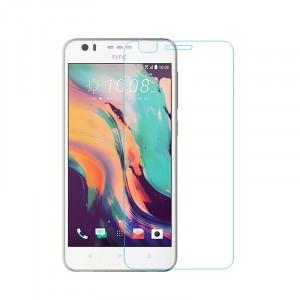 Ультратонкое износоустойчивое сколостойкое олеофобное защитное стекло-пленка для HTC Desire 10 Lifestyle