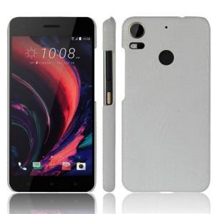 Чехол накладка текстурная отделка Кожа для HTC Desire 10 Pro