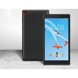 Ультратонкое износоустойчивое сколостойкое олеофобное защитное стекло-пленка для Lenovo Tab 4 7 Essential