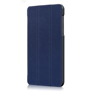 Сегментарный чехол книжка подставка на непрозрачной поликарбонатной основе для Lenovo Tab 4 7 Essential