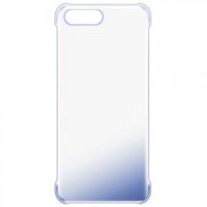 Оригинальный пластиковый полупрозрачный градиентный чехол для Huawei Honor View 10