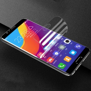 Экстразащитная термопластичная уретановая пленка на плоскую и изогнутые поверхности экрана для Huawei Honor View 10