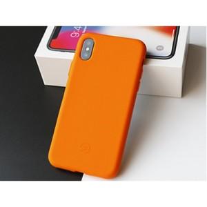 Противоударный силиконовый матовый непрозрачный чехол с нескользящим премиум софт-тач покрытием для Iphone X 10/XS