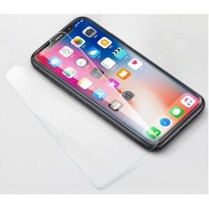 Ультратонкое износоустойчивое сколостойкое олеофобное защитное стекло-пленка для Iphone X 10/XS