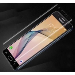 Экстразащитная термопластичная саморегенерирующаяся уретановая пленка на плоскую и изогнутые поверхности экрана для Samsung Galaxy J5 Prime