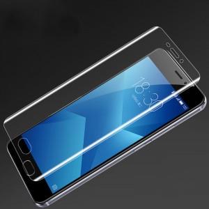 Экстразащитная термопластичная уретановая пленка на плоскую и изогнутые поверхности экрана для Meizu M5