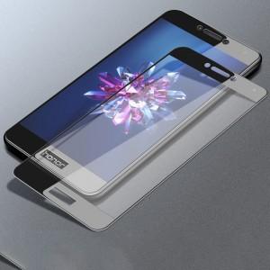 Полноэкранное ультратонкое износоустойчивое сколостойкое олеофобное защитное стекло-пленка для Huawei Honor 8 Lite