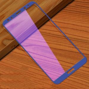 На плоскую и изогнутые поверхности экрана ультратонкое износоустойчивое сколостойкое олеофобное защитное стекло-пленка для Huawei Honor 6