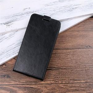 Глянцевый чехол вертикальная книжка на силиконовой основе на магнитной защелке для Iphone X 10/XS