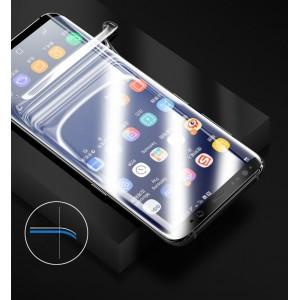 Экстразащитная термопластичная уретановая пленка на плоскую и изогнутые поверхности экрана для Samsung Galaxy S6