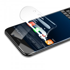 Экстразащитная термопластичная уретановая пленка на плоскую и изогнутые поверхности экрана для Samsung Galaxy J5 (2016)
