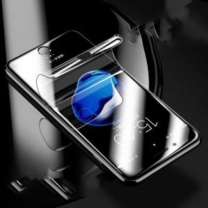 Экстразащитная термопластичная уретановая пленка на плоскую и изогнутые поверхности экрана для Iphone 7 Plus