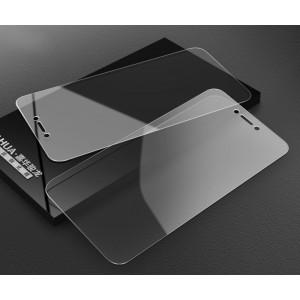 Ультратонкое износоустойчивое сколостойкое олеофобное защитное стекло-пленка для Xiaomi RedMi Note 4X