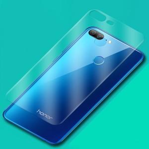 Экстразащитная термопластичная саморегенерирующаяся уретановая пленка на заднюю поверхность смартфона для Huawei Honor 9 Lite
