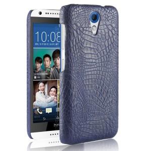 Чехол накладка текстурная отделка Кожа для HTC Desire 620