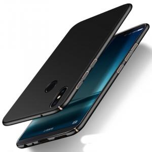 Пластиковый непрозрачный матовый чехол с улучшенной защитой элементов корпуса для Xiaomi RedMi Note 5/5 Pro