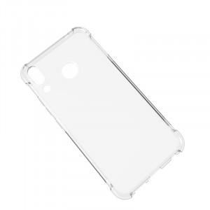 Силиконовый глянцевый транспарентный чехол с усиленными углами для ASUS ZenFone 5 ZE620KL/5Z